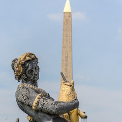Parigi, obelisco