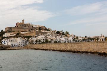 Salpando da Ibiza, Spagna
