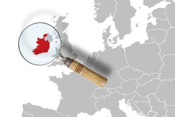 L'Irlanda sotto osservazione - Ireland under scrutiny