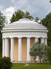 Russia. Pavlovsk. Pavilion Friendship Temple