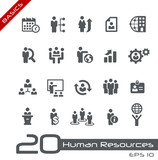 Human Resources and Business Management -- Basics - 76831207