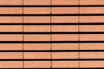Muro di mattoni a vista, texture