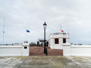 Herne Bay Pier Entrance
