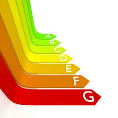 energy efficiency graphic