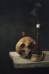 Vanitas Life, death and resurrection