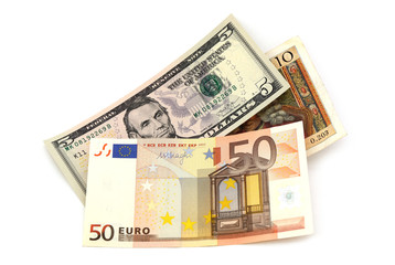 ausländische Währungen