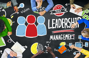 Diversity People Leadership Management Communication Concept