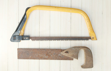 Old saws