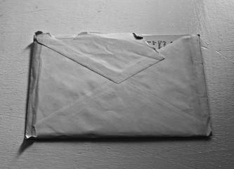 lettera tradizionale scritta