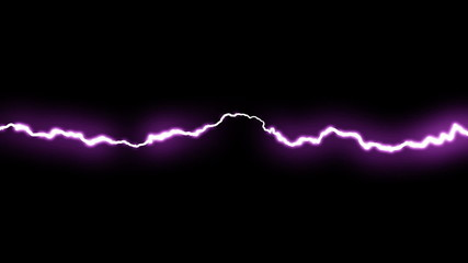 Lightning. HD 1080p. Loop-able.