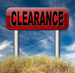 final stock clearance