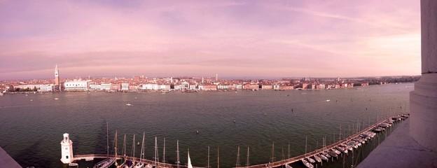 panorama san giorgio maggiore - venezia
