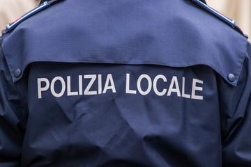 Divisa della Polizia Locale