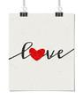 St. Valentine's Day Poster