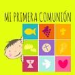 MI PRIMERA COMUNIÓN NIÑO