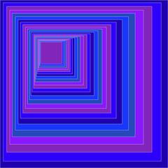 blue geometric print. vector illustration