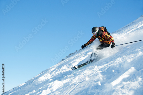 Skifahrer/Teenager - 76844027