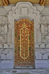 Porta: Gunung Kawi Tombe reali di Udayana Tempio e di Goa Gajah