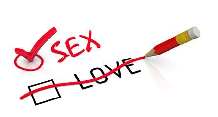 """Выбор """"секс (sex)"""". Концепция изменения выбора"""