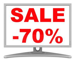 Распродажа. Скидка 70% (Sale -70%)