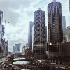gloomy day chicago