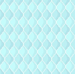 moroccan blue pattern background