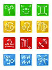 Vector Zodiacs