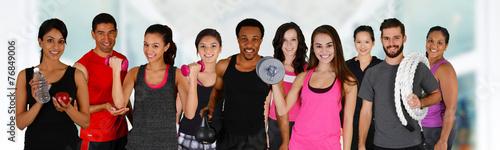 Fitness Class - 76849006