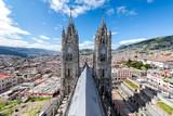 Wieże Bazyliki Quito