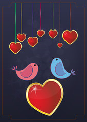 birds heart