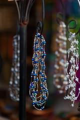 Halsketten - bunte Halsketten
