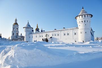 Gostiny dvor in Tobolsk, Russia