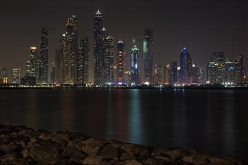 city view of Dubai, skyscraper, different photos of Dubai