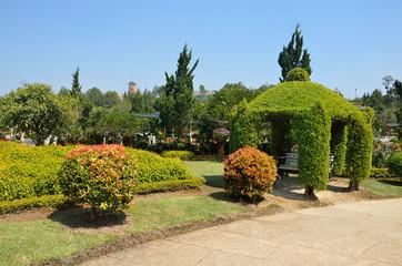 Ботанический сад в Далате, Вьетнам