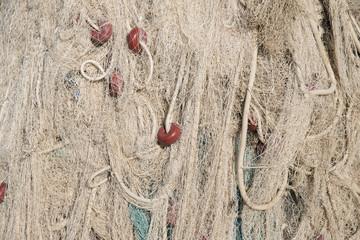 fisherman nets