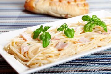 Pasta Collection - Spaghetti carbonara