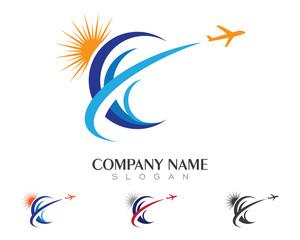 Tour & Travel Logo V.3