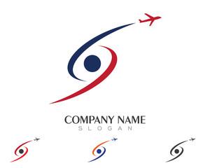 Tour & Travel Logo V.2