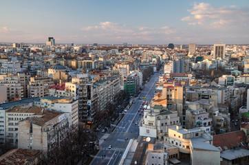 street Bucharest