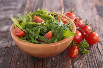 bowl of salad