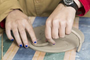 working ceramics