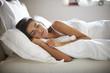 Leinwanddruck Bild - My bed is my the best friend