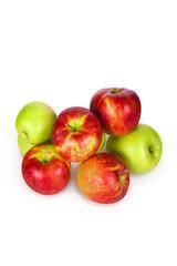 Assorted apple