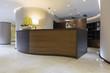Hotel interior - reception area - 76892045