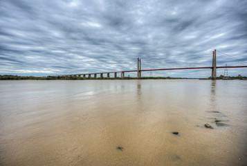 Zarate Brazo Largo Bridge, Entre Rios, Argentina