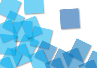 sfondo geometrico azzurro