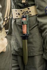 Baionetta americana della seconda guerra mondiale
