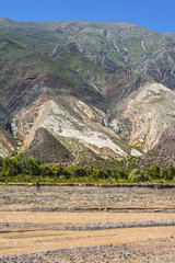 The Painter's Palette in Jujuy, Argentina.