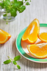 Slices of Orange