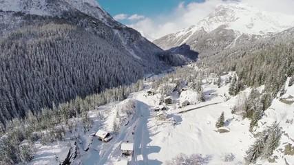 Valmalenco - Località Carotte - winter - Part 1